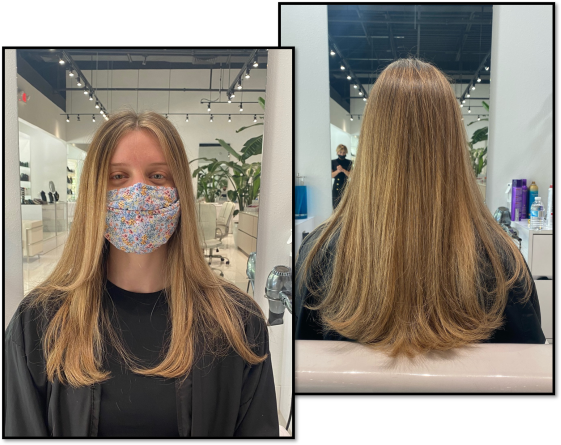 color by Stela, Style by Thais