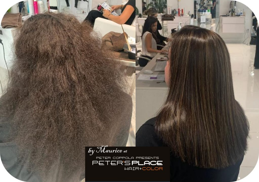 Smoothing Treatment by Maurice